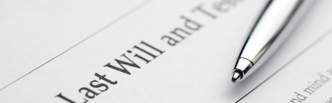 Last will & Testimony